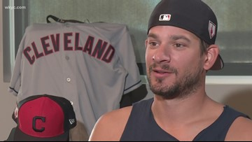 Cleveland Indians pitcher Brad Hand dreams of being on the PGA Tour one day: Beyond the Dugout