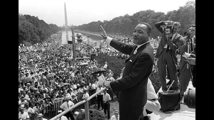 Leon Bibb: How Dr. Martin Luther King Jr.'s words from the 1960s still ring with relevance in 2021