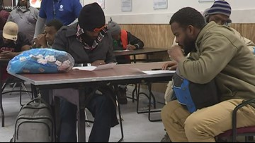 Local shelters ready to help those without homes escape the cold
