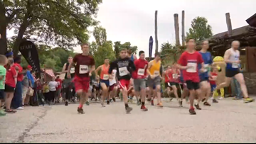8th Annual Running with a Mission benefits women's crisis center, Laura's Home