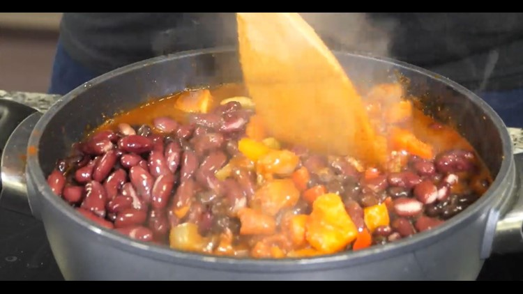 Comfort Food Friday: Easy recipe for vegetarian chili