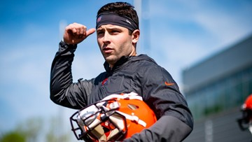 Will Baker Mayfield come to Cleveland Browns training camp a changed man? -- Bud Shaw's You Said It