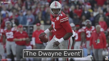 'The Dwayne Event!' Ohio State's Dwayne Haskins makes back cover of New York Post