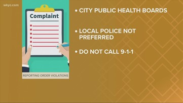 Watch | Here's how to report a business you suspect isn't following Ohio's public health order to close non-essential workplaces