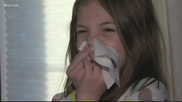 Flu season gets early start in Northeast Ohio
