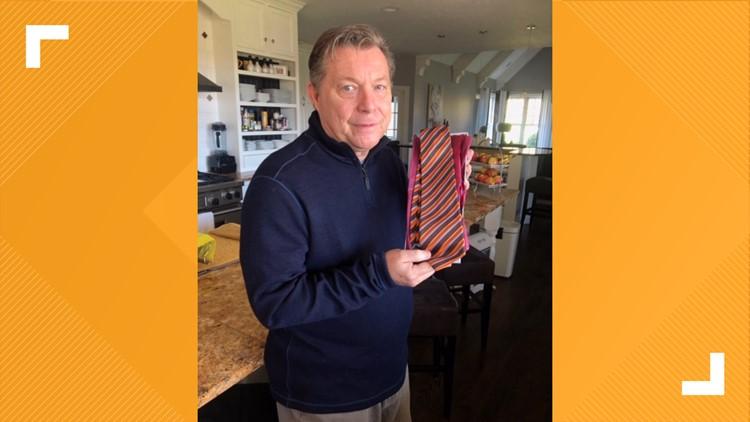 Jim Donovan Fred McLeod tie