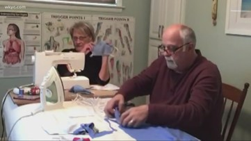 Austintown seamstress makes masks to help in coronavirus fight