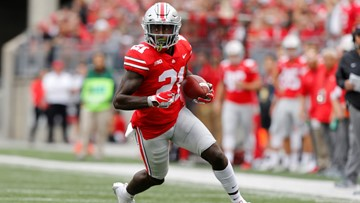 Akron SVSM alum Parris Campbell selected by Colts with No. 59 pick in 2019 NFL Draft