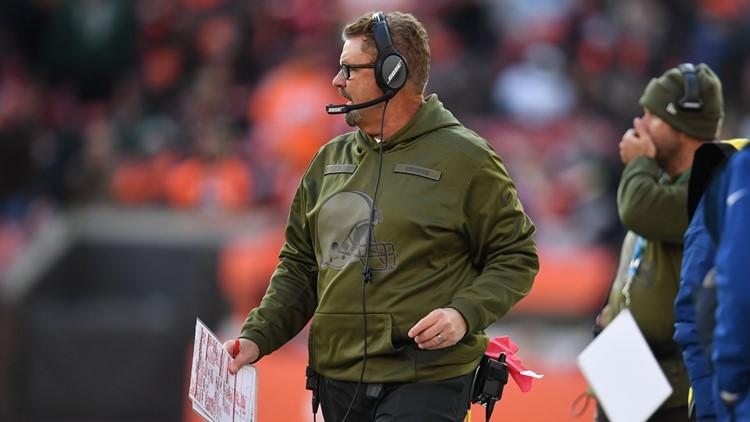 Cleveland Browns interim coach Gregg Williams 2