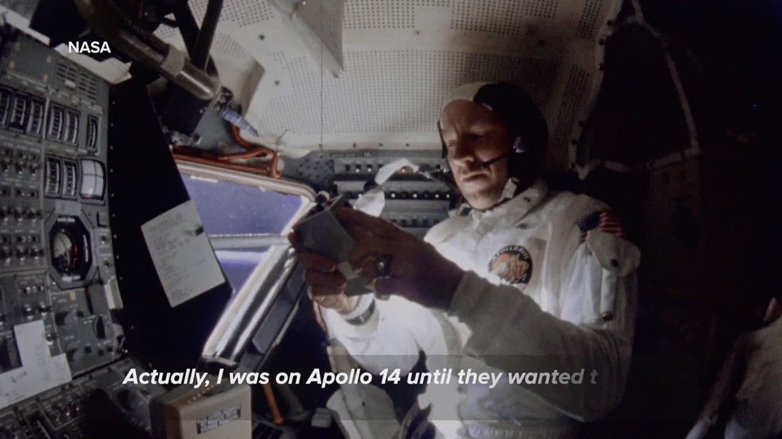 Astronaut James Lovell reflects on his Apollo missions: Apollo 11 moon landing 50 years later