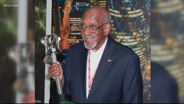 A tribute to the late Harrison Dillard, Olympic legend who won 4 gold medals