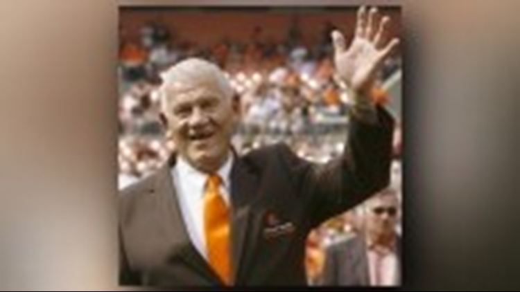 Former Cleveland Browns linebacker Vince Costello passes away at age 86