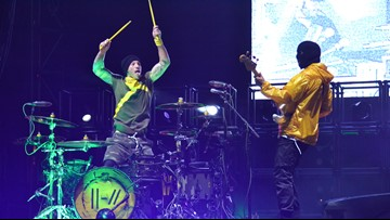 Twenty One Pilots, Welshly Arms rock Play Ball Park ahead of 2019 MLB All-Star Game