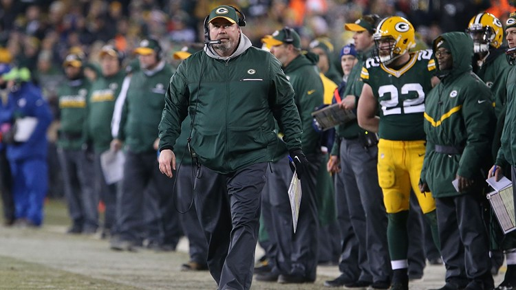 Former Green Bay Packers coach Mike McCarthy 3