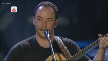 Dave Matthews Band coming to Blossom Music Center with summer concert