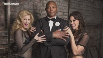Former Ohio State running back Eddie George turns to theater