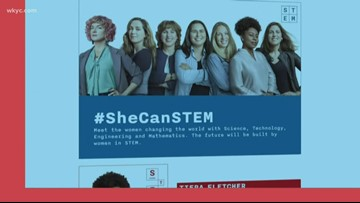 Girls in STEM | New website helps get girls interested in STEM careers