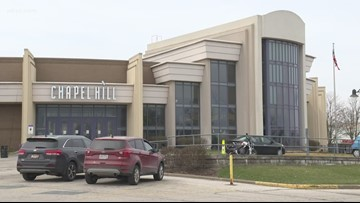 Chapel Hill Mall tenants concerned after receiving electricity disconnection letters