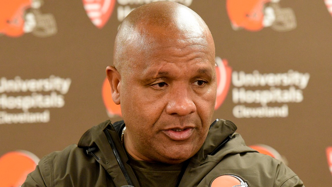 Hue Jackson discusses experiencing depression after Cleveland Browns firing