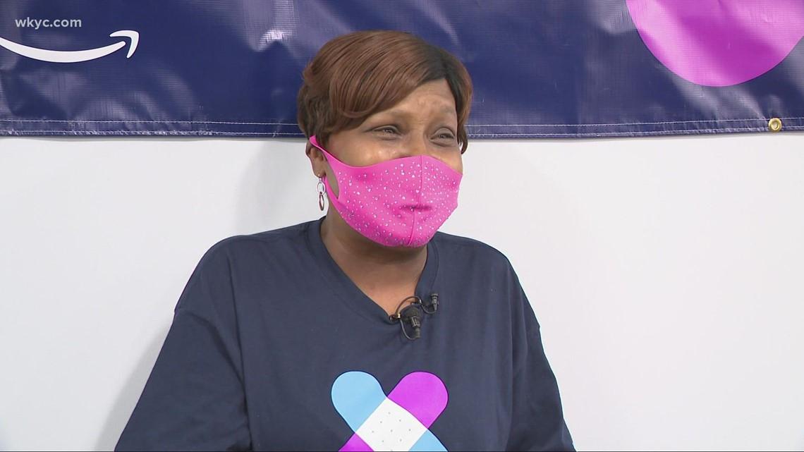 Northeast Ohio woman wins $500,000 in Amazon's 'Max Your Vax' vaccination program
