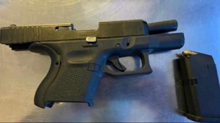 TSA officers seize two guns at Cleveland Hopkins International Airport