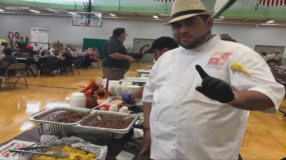 From homeless to business owner: How José Melendez started Twisted Taino restaurant in Cleveland