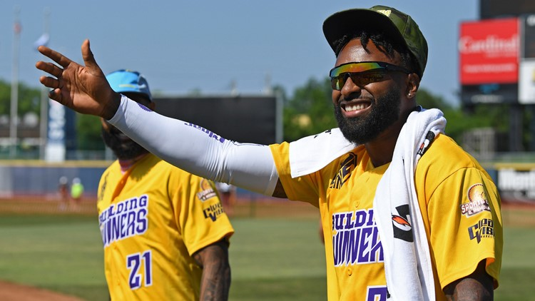 Jarvis Landry's celebrity softball game returns to Eastlake before frenzied crowd