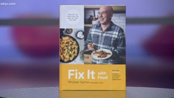 3News' Doug Trattner co-authors book with Cleveland native Michael Symon called 'Fix It With Food'