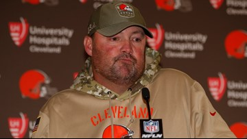 Maybe the second-half schedule isn't tough but neither are the Cleveland Browns: Bud Shaw's Sports Spin