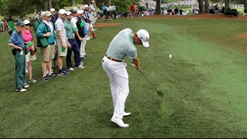 Lexus Tips from the Tee: How to properly strike the ball