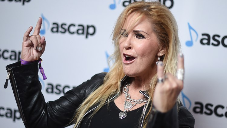 Rocker Lita Ford lends iconic guitar to Rock & Roll Hall of Fame