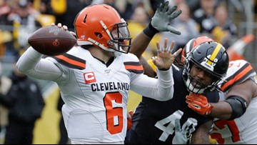 'The word again is undisciplined': Jim Donovan talks about another Cleveland Browns disappointment with Dave 'Dino' DeNatale on After Further Review