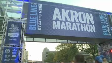 Akron Marathon Kicks Off at Stan Hywet Hall
