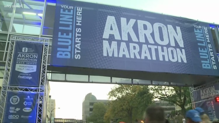 Akron Marathon Health and Fitness Expo closed to public amid COVID concerns