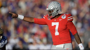 Dwayne Haskins selected by Washington with No. 15 pick in 2019 NFL Draft