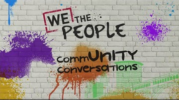 End Human Trafficking Community Conversation