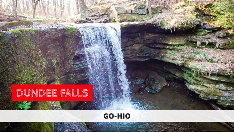 GO-HIO | Chasing Dundee Falls in Tuscarawas County