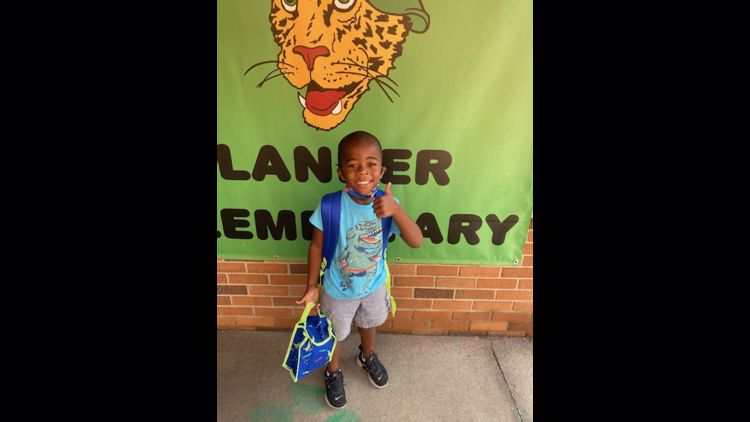 Back to school photos for the 2021-22 school year