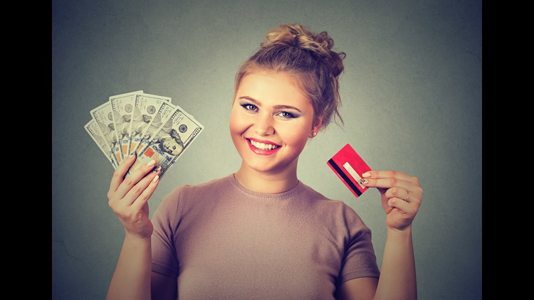 Cash is not always king: The benefits of using credit cards