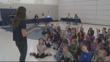 Girls in STEM: Midview Schools recognized for early STEM education