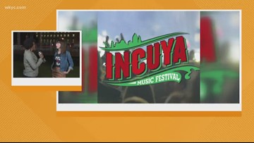 Cleveland prepares for first ever InCuya Music Festival