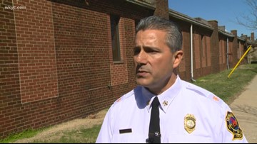 Firefighters sue Cleveland over fire chief's political work for Mayor Frank Jackson