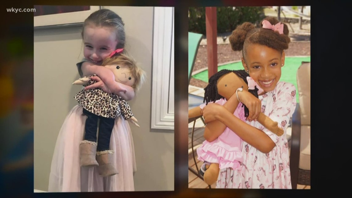 A Doll Like Me: Wisconsin woman makes dolls special for all kids