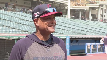 Cleveland Indians legend Sandy Alomar Jr. reveals the biggest All-Star in his life
