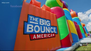 3 things to do this weekend in Northeast Ohio (Aug. 23-25, 2019): World's biggest bounce house, Cleveland Pickle Fest watch the next Browns game