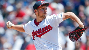Trevor Bauer and the Cleveland Indians are a match... for now -- Bud Shaw's Sports Spin