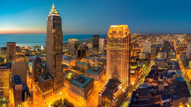 Downtown Cleveland is back in business with NFL Draft in town