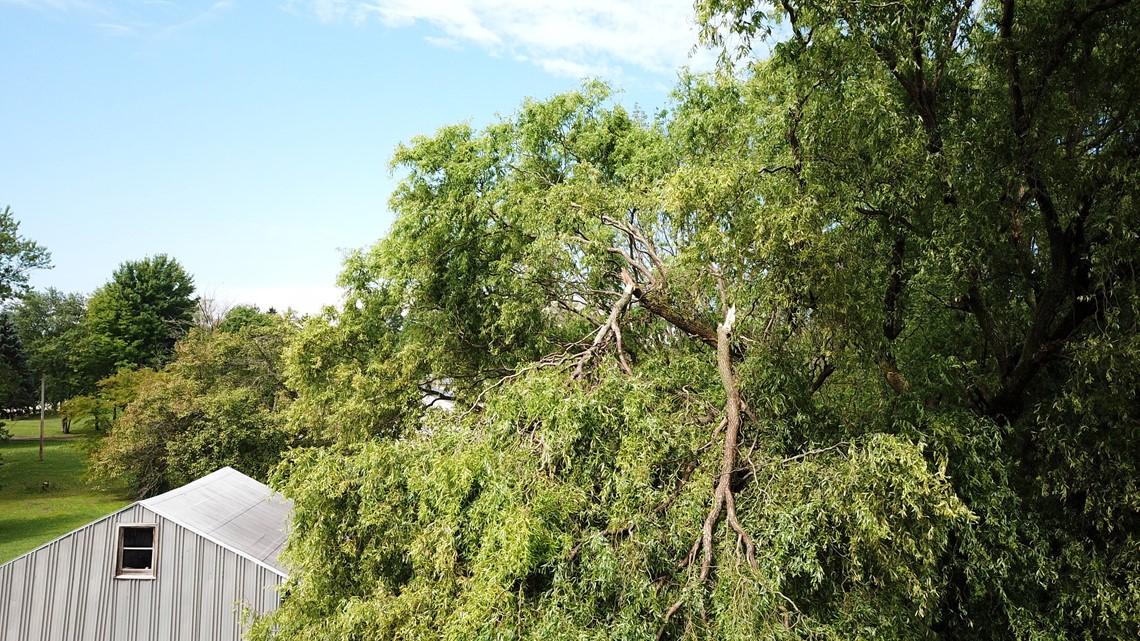 PHOTOS | Storm damage in Northeast Ohio