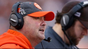 Report: Former Cleveland Browns coach Freddie Kitchens 'not a lock' to join New York Giants staff