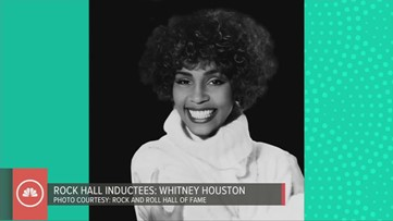 Rock and Roll Hall of Fame reveals 2020 inductees: List includes Whitney Houston, Nine Inch Nails, Doobie Brothers